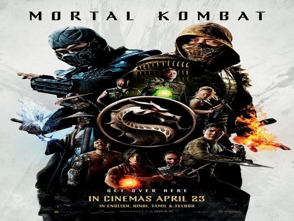 Poster of 'Mortal Kombat' (Image source: Twitter)