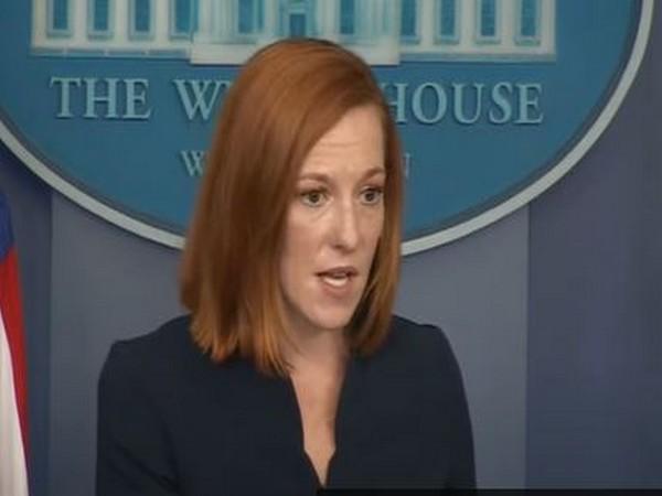 White House Press Secretary Len Psaki said during a presser.