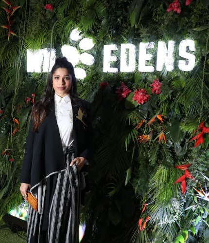 Wild Edens project Ambassador, Actress and Activist Freida Pinto at the Premiere Screening of 'Wild Edens: South Asia' Documentary