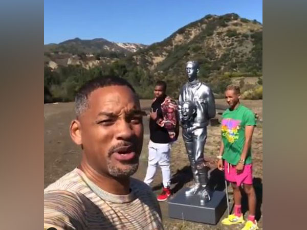 Will Smith with son Jaden Smith (Image Courtesy: Instagram)