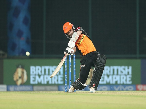 SRH batsman Kane Williamson (Photo/ IPL Twitter)