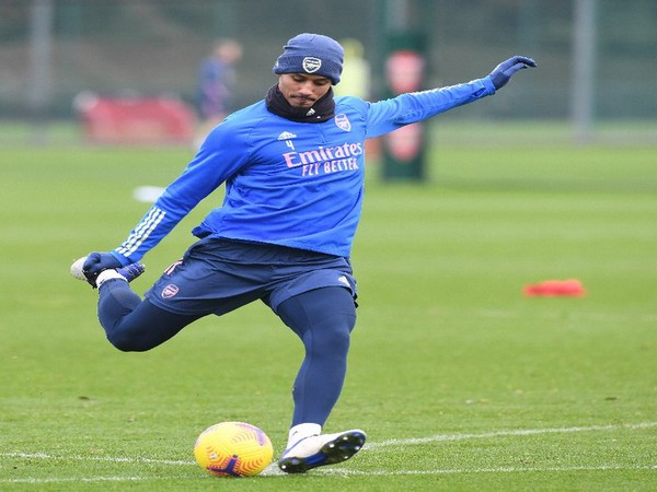 Defender William Saliba (Photo/ Arsenal Twitter)