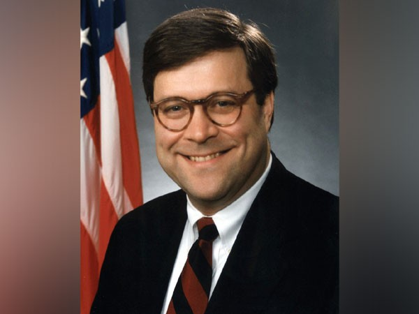 US Attorney General William Barr (file photo)