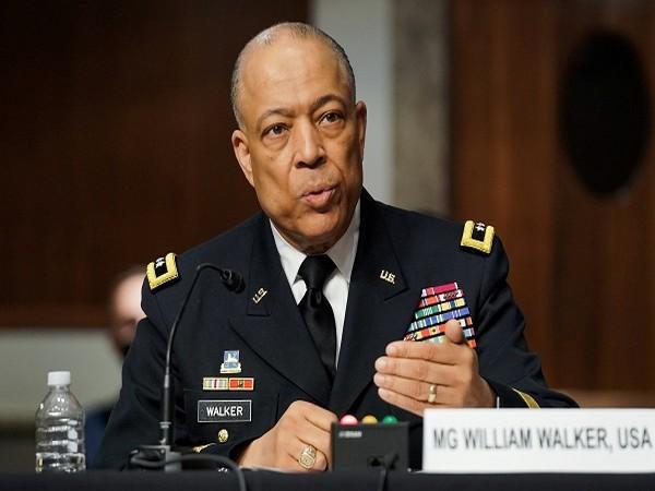 DC National Guard Major General William J Walker (Photo Credit: Reuters)