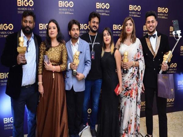 Winners of the BIGO Gala Awards 2020