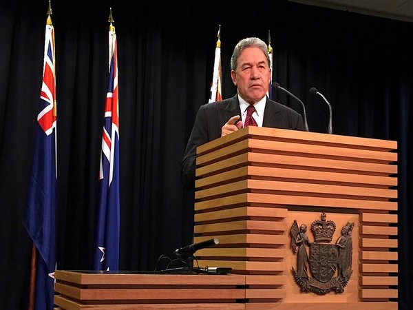 Winston Peters, Deputy Prime Minister and Minister of Foreign Affairs of New Zealand (File photo)