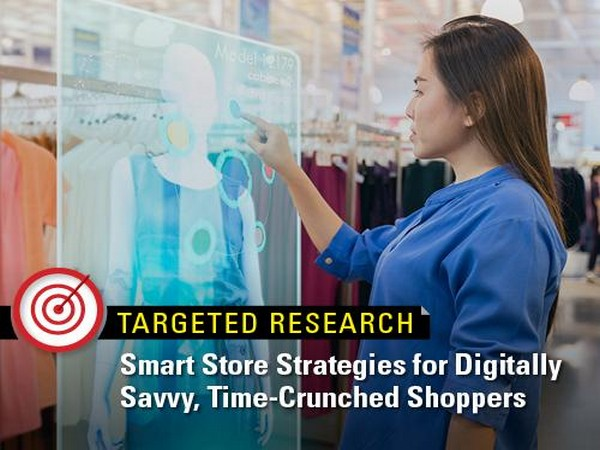 Nearly 81 pc of retailers say it is important to adopt a smart, store-of-the-future strategy to succeed with today's consumers