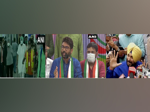 With series of resignations, political movements, new joinings Congress witnesses eventful day