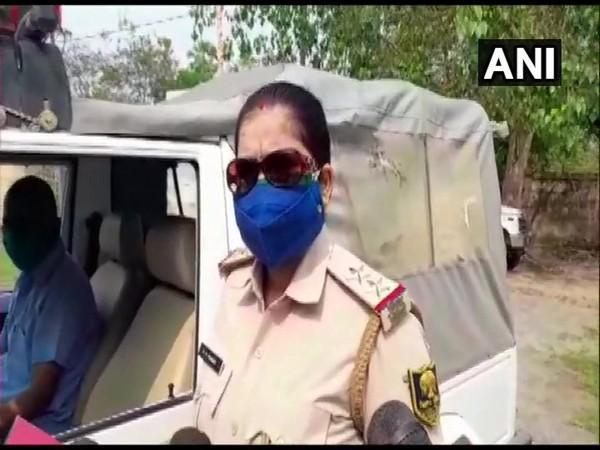 Raviranjana Kumari, women police station in-charge, Gaya
