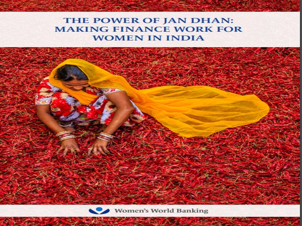The report provides insights into financial inclusion barriers for women