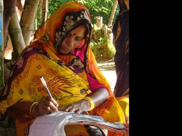 Over 40 pc of India's female population has no access to financial services.