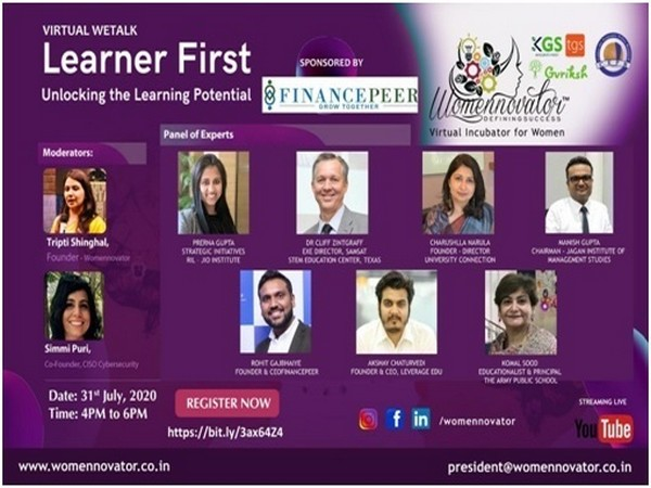 Womennovator and Financepeer - Learner First-Unlocking the Learning Potential