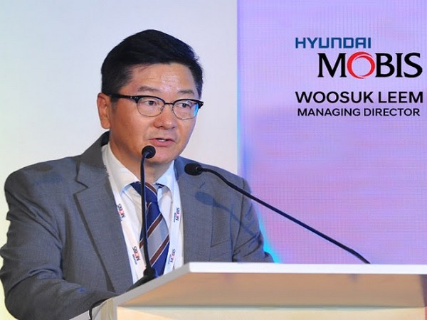 Woosuk Leem, Managing Director, AS Parts Division, Mobis India