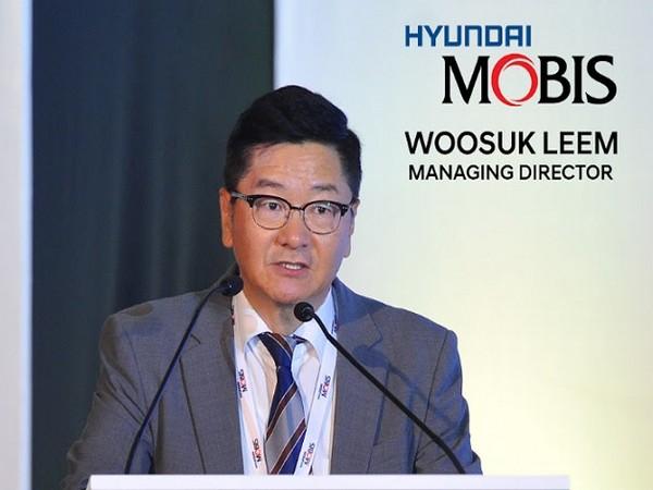 Woosuk Leem, Managing Director, AS Parts Division, Mobis India