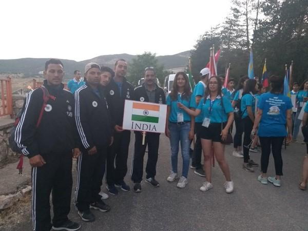 Rafting team of India