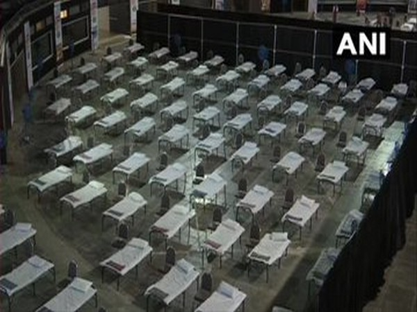National Sports Club of India in Worli converted into a quarantine facility (photo/ANI)