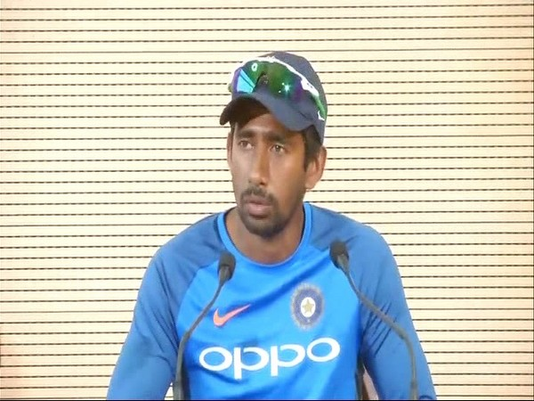 India wicket-keeper batsman Wriddhiman Saha