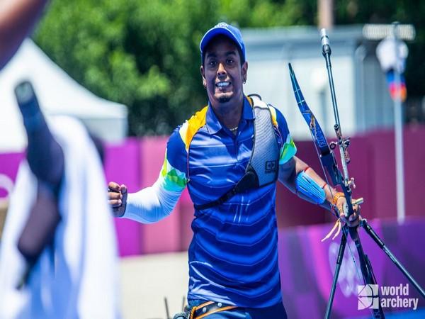 India's Atanu Das (Photo: World Archery)
