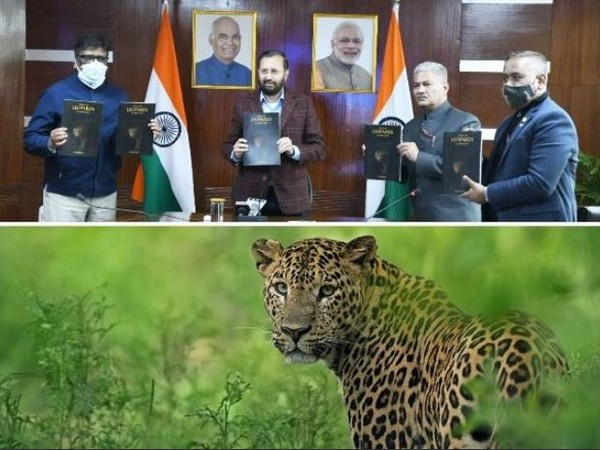 India's population of leopards has gone up 60 per cent and the country now has 12,852 leopards, the Union Minister of Environment, Forest and Climate Change has said.