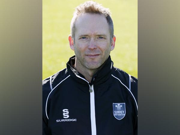 Ireland assistant coach Stuart Barnes