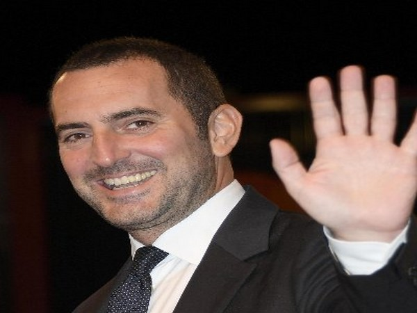 Italy's Minister for Sport Vincenzo Spadafora (Photo/ Vincenzo Spadafora Twitter)