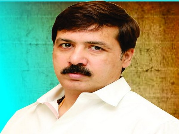 Former Jaunpur MP Dhananjay Singh (Picture courtesy: Twitter Account)