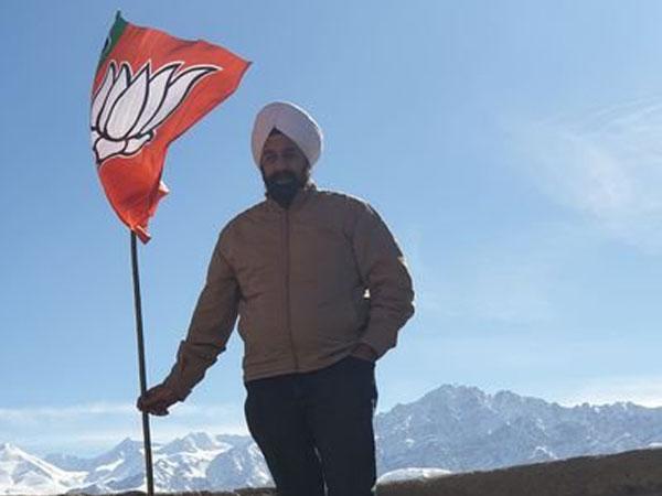 BJP leader RP Singh (File Photo)