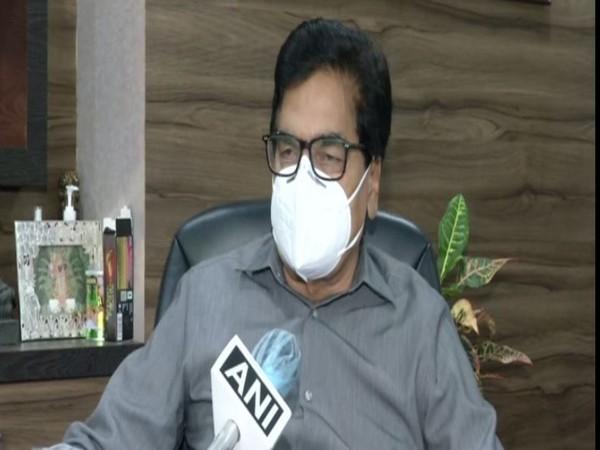 Samajwadi Party leader Ram Gopal Yadav (Photo/ANI)
