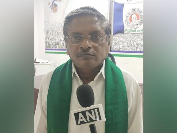 YSR Congress Party general secretary Nagireddy