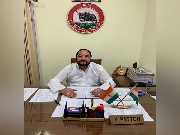 Deputy Chief Minister of Nagaland Y Patton (File photo)
