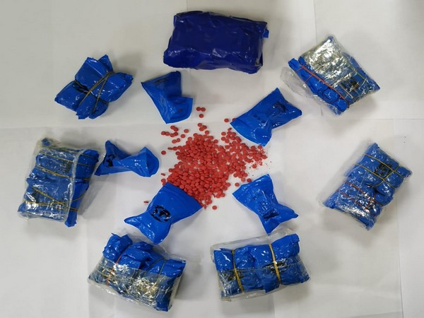YABA tablets confiscated earlier today. (File photo)
