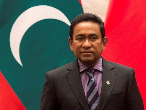 Former Maldives President Abdullah Yameen
