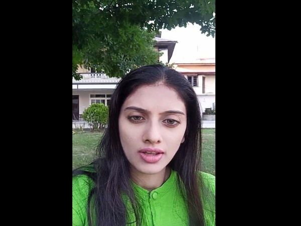 Yana Mir, editor-in-chief of The Real Kashmir News (File pic)