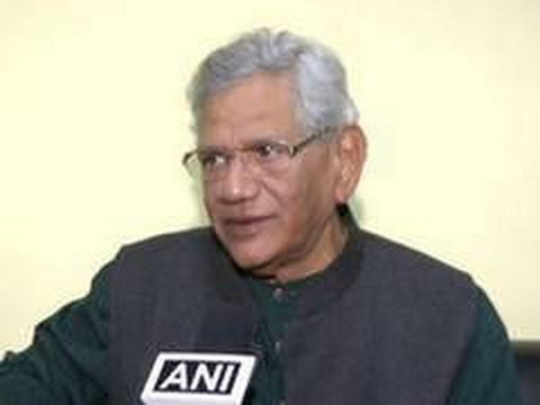 Communist Party of India (Marxist) General Secretary Sitaram Yechury (File photo)