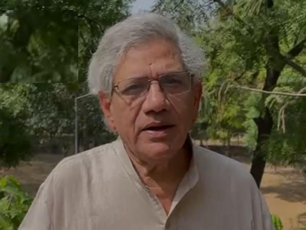 CPI(M) General Secretary, Sitaram Yechury (File Photo)