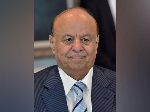 Yemeni President Abdrabbuh Mansour Hadi. (File photo)