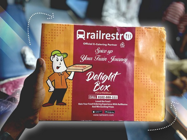 RailRestro - An IRCTC authorized e-catering wing