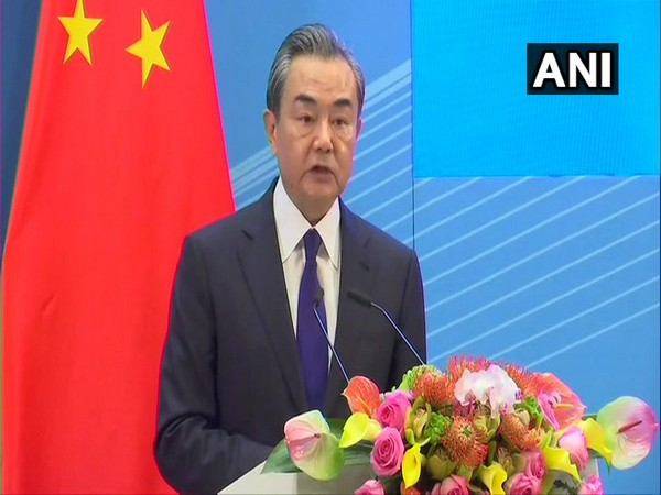 Chinese Foreign Minister Wang Yi (File pic)