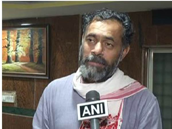Swaraj India president Yogendra Yadav (File Photo)