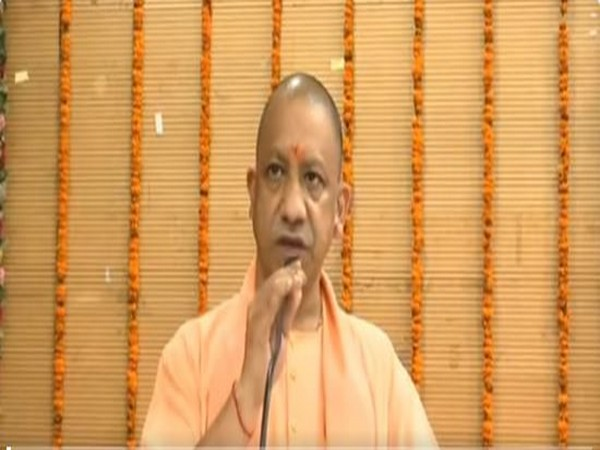 Uttar Pradesh Chief Minister Yogi Adityanath. [File Photo/ANI]