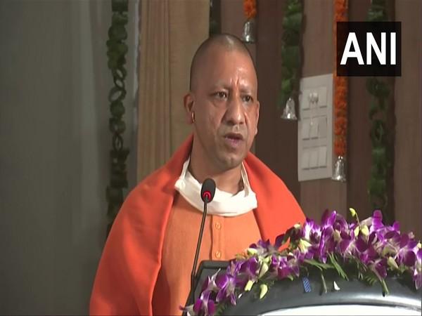Uttar Pradesh Chief Minister Yogi Adityanath. (File Photo/ANI)