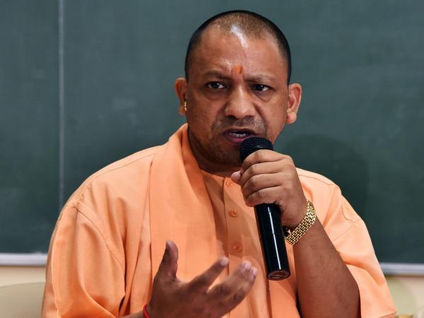 Yogi Adityanath [File Photo/ANI]