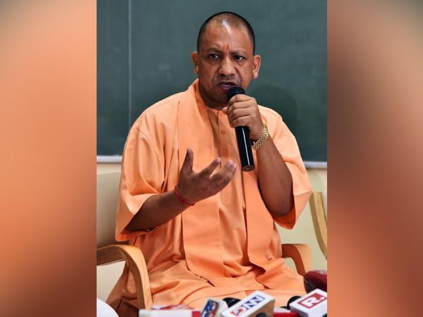 Yogi Adityanath [Photo/ANI]