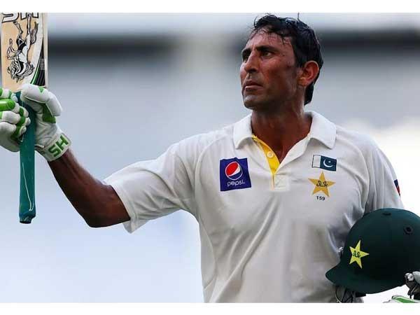 Former Pakistan batsman Younis Khan