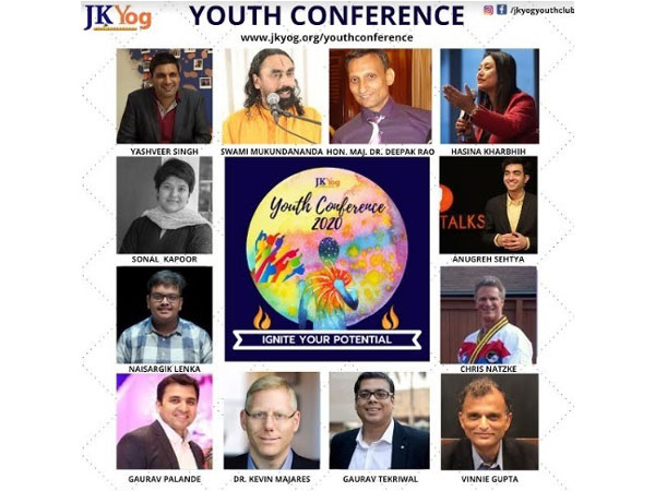 Youth Conference - Speaker Collage