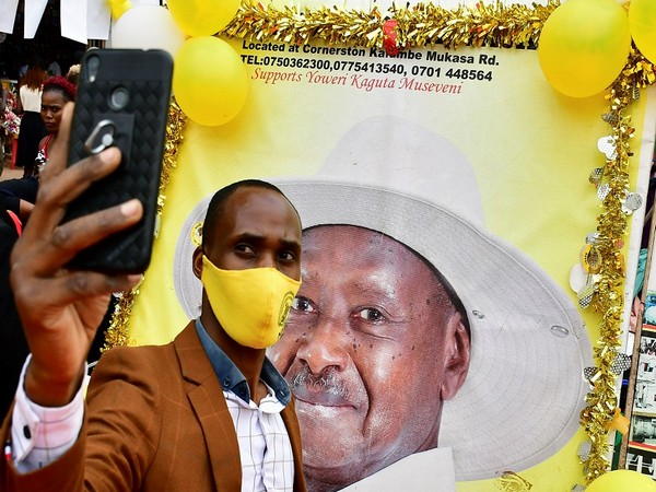 Uganda's President Yoweri Museveni (Photo Credit - Reuters)