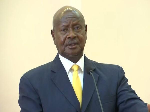 Ugandan President Yoweri Museveni (File Photo)