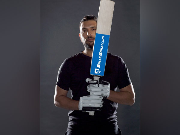 BalleBaazi.com signs  Yuvraj Singh as Brand Ambassador for their fantasy cricket