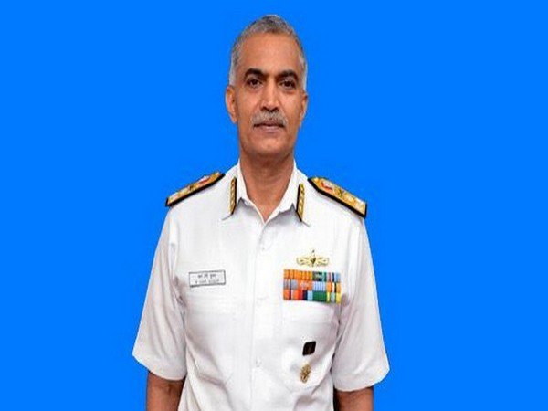 Indian Navy Vice Admiral R Hari Kumar.