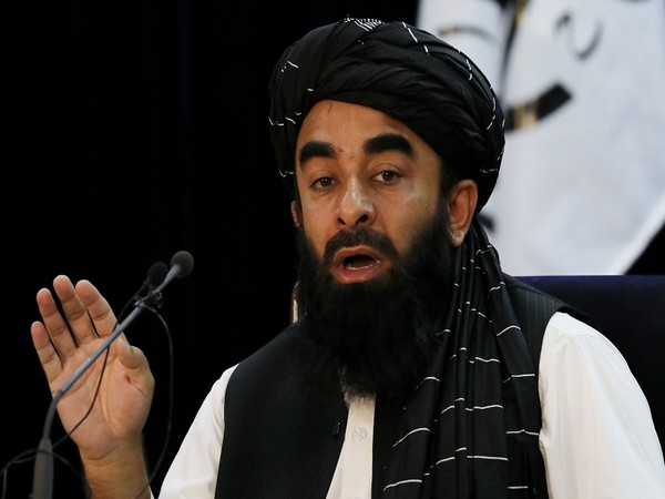 Zabihullah Mujahid, Deputy Minister of the Ministry of Information and Culture of Afghanistan's caretaker cabinet. (Photo Credit - Reuters)